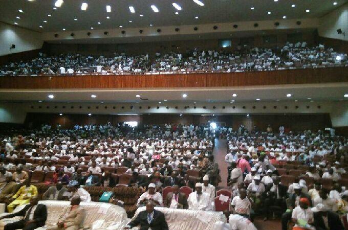 Guinée semaine de la citoyenneté et de la paix
