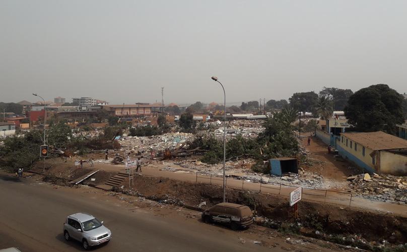 Kaporo rails Conakry
