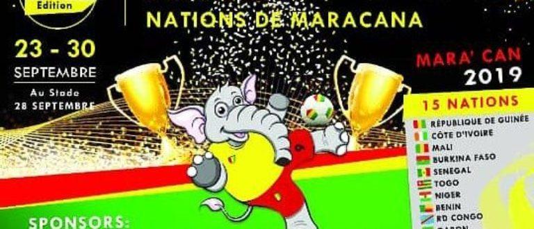 Article : Le football maracana débarque à Conakry